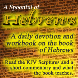 Lessons and Devotional of the Book of Hebrews